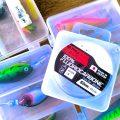 Fluorocarbonový vlasec lze použít při přívlači i jako kmen