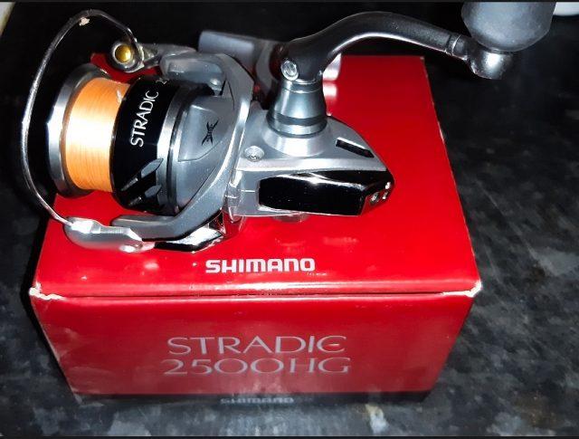 Starší verze Shimano Stradic