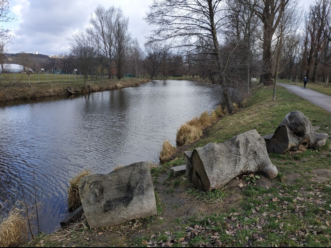 plavaná na staré řece