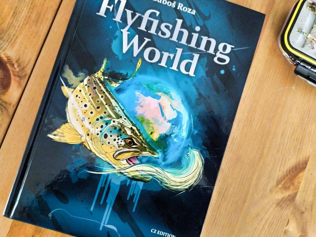 Kniha Flyfishing World od Luboše Rozy